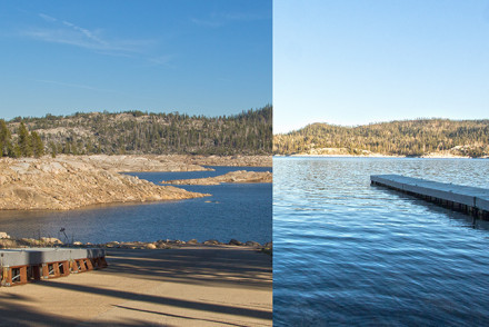 spicer-resevior-drought-side-by-side-2013-2015-StephanieFarrellphotography