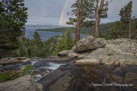 IMG_5728-High-Sierra-Lake-Tahoe-double-rainbow-waterfall-stephanie-farrell-photography-2015