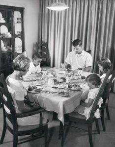 vintage-family-dinner-1960's-60's-baby-boomer