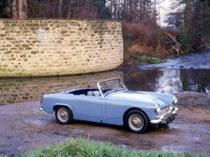 vintage-mg- midget-convertable-sportscar-1960's-60s-baby-boomer